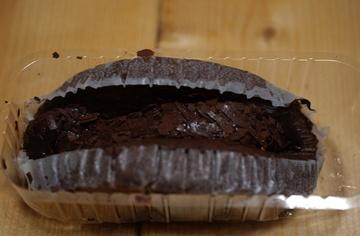 ふんわりチョコ蒸しケーキ