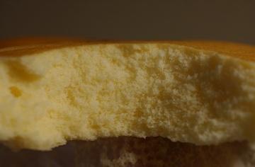 大きか!チーズ蒸しケーキ