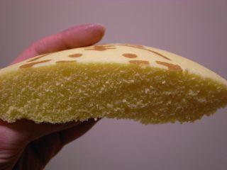 トラ蒸しケーキ