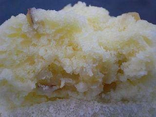 もっちりしっとりした 国産米粉の蒸しぱん さつまいも