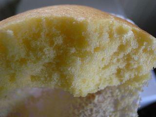 スイートポテト蒸しケーキ