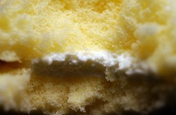 ふわふわスフレ 濃厚ミルククリーム